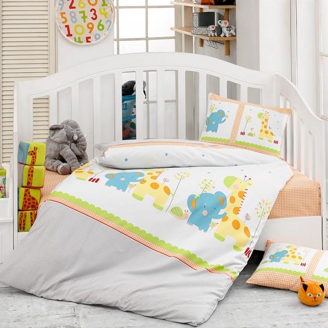 Спален комплект за кошара Бамбини