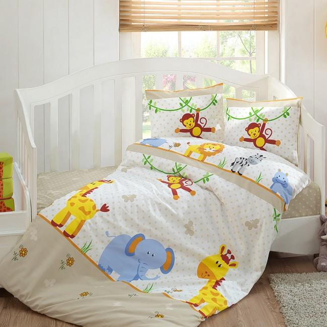 Спален комплект за кошара Животни