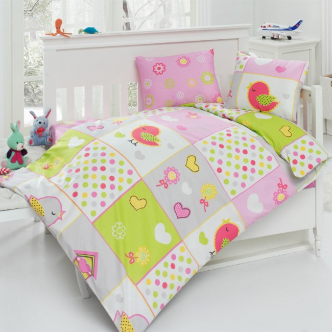 Спален комплект за кошара Пиленца