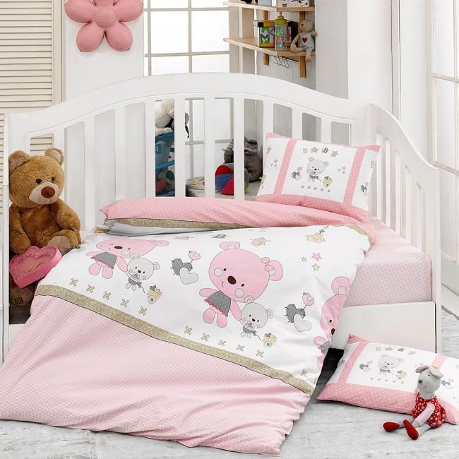 Спален комплект за кошара Лола