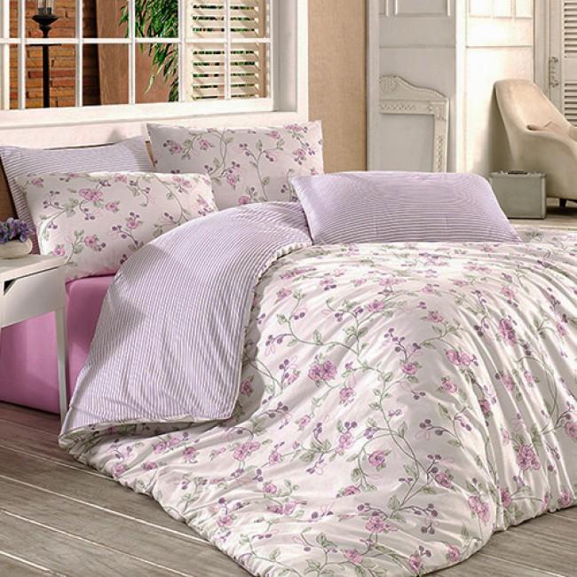 Спален комплект Есе лилав