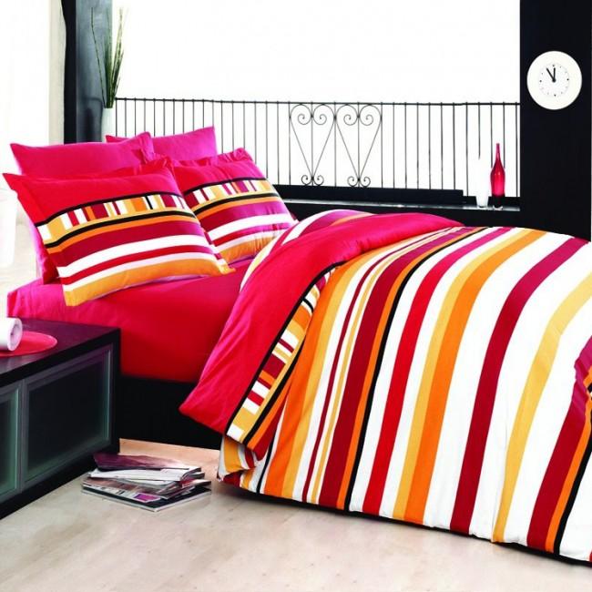 Спален комплект Класико червен
