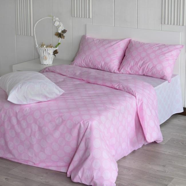 Спален комплект Евита розов