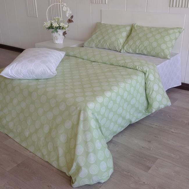 Спален комплект Евита зелен