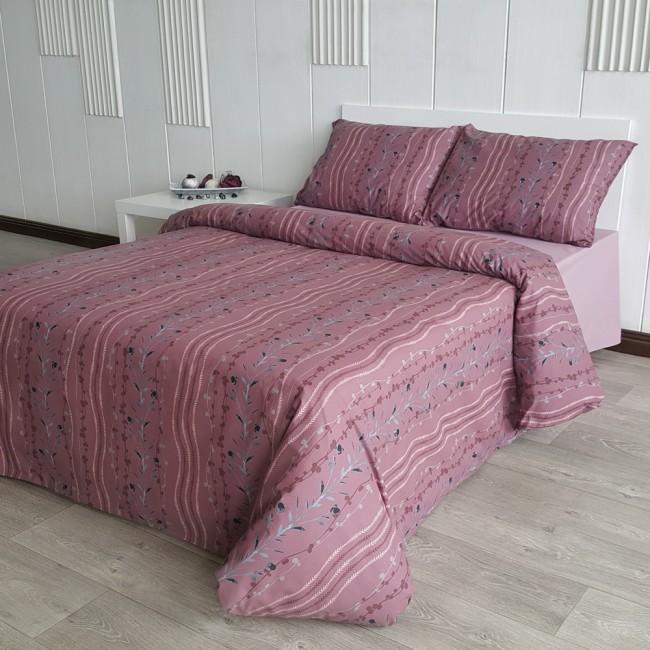 Спален комплект Айви бордо
