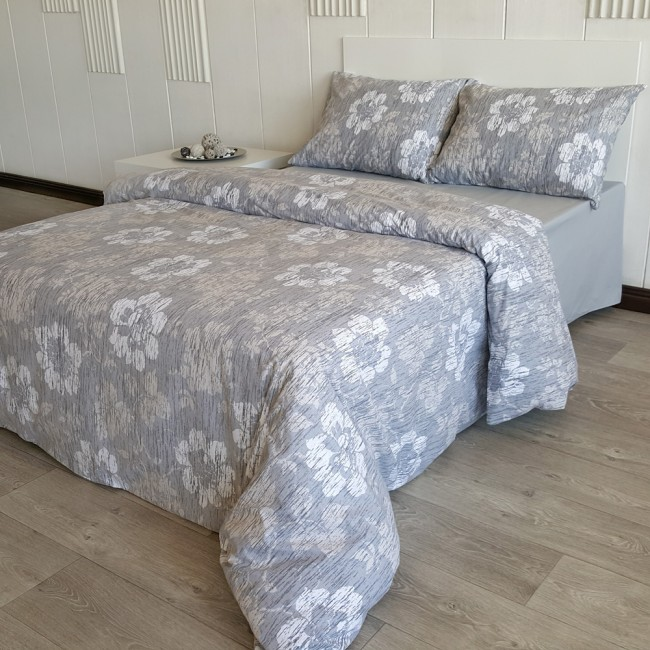 Спален комплект Корк сив