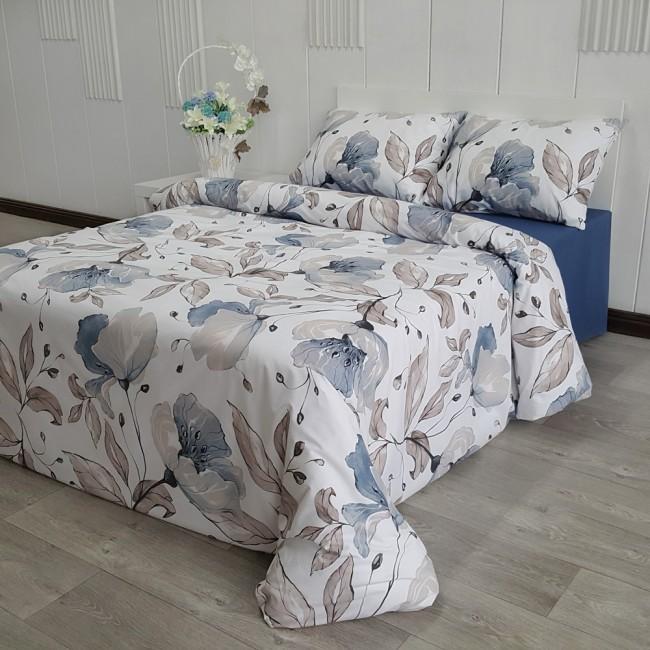 Спален комплект Магнолия син