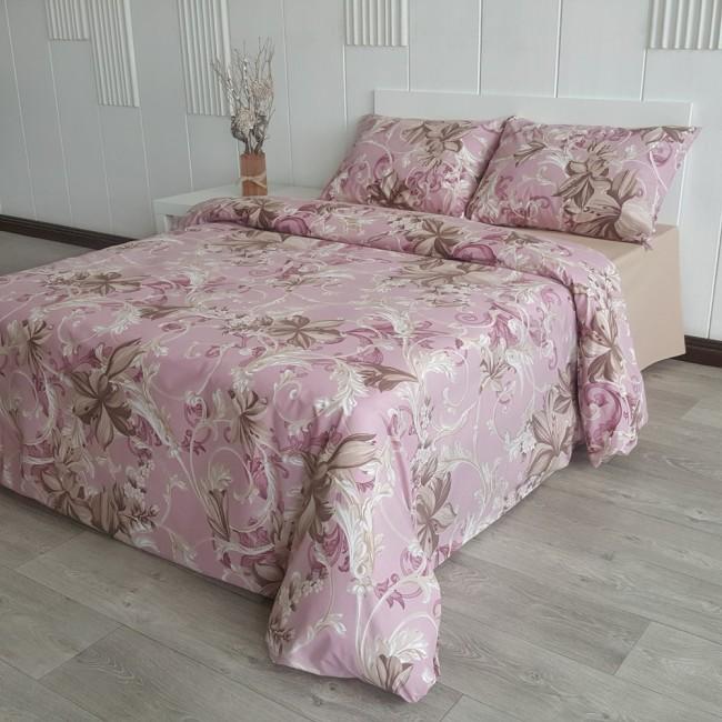 Спален комплект Моника розов