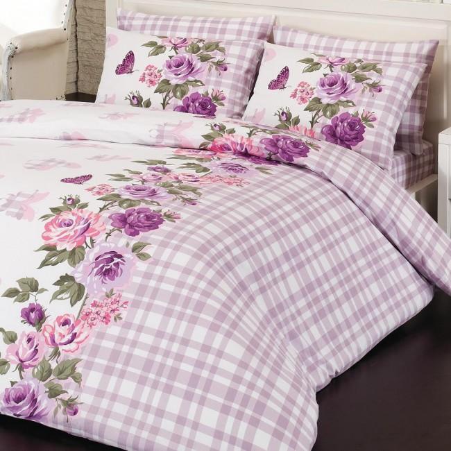 Спален комплект Роузмери лилав